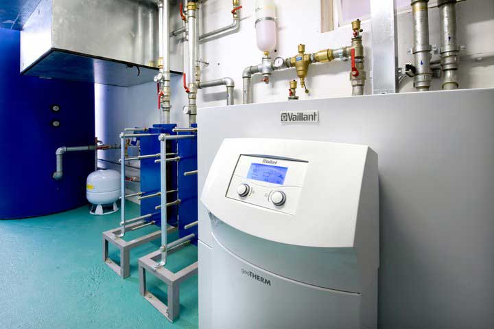 Revizii centrale termice termice Vaillant / Saunier Duval